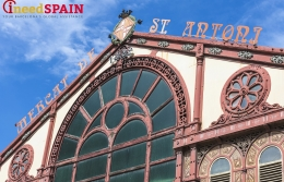 Renovated Sant Antoni market finally opens